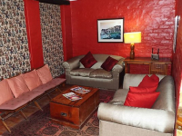 Agulhas Country Lodge Lounge