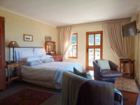 Agulhas Country Lodge Seaview Bedroom