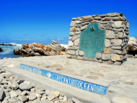 Agulhas Country Lodge Two Oceans Meet