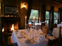Agulhas Country Lodge Dinner