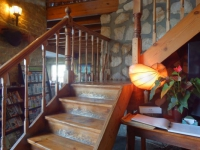Agulhas Country Lodge Staircase