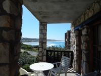 Agulhas Country Lodge Verandah