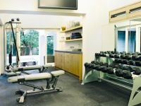 AtholPlace Hotel - Gym