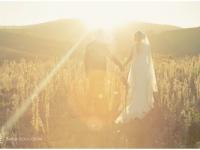 Brenaissance Bridal Couple