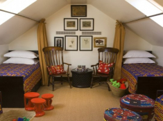 Bushmans Kloof Koro Lodge Childrens Room
