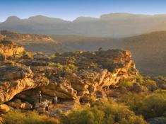 Bushmans Kloof Landscape