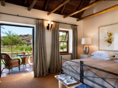 Bushmans Kloof Luxury Room