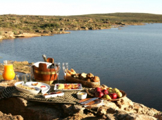 Bushmans Kloof Picnic