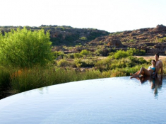 Bushmans Kloof Pool