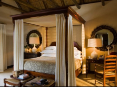Bushmans Kloof Supreme Suite Bedroom