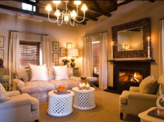 Bushmans Kloof Supreme Suite Lounge