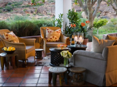 Bushmans Kloof Supreme Suite Verandah