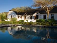 Bushmans Kloof Homestead