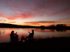 Bushmans Kloof Outdoor Dining