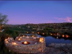 Bushmans Kloof Riverside Boma