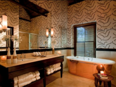 Bushmans Kloof Suite Bathroom