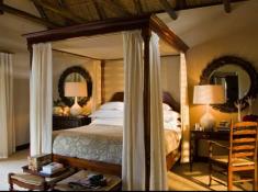 Bushmans Kloof Supreme Suite Bedroom