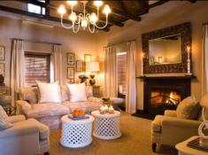 Bushmans Kloof Supreme Suite Lounge