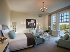 Cellars Hohenort Luxury Double Room