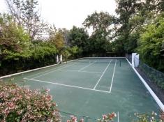 Cellars Hohenort Tennis Court