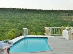 Clifftop Safari Hideaway Suite Plunge Pool