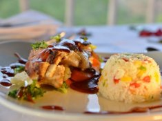 Clifftop Safari Lodge Cuisine 2
