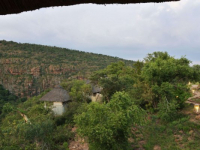 Clifftop Safari Lodge Suite Exterior