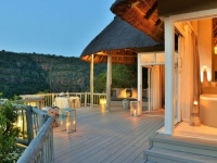 Clifftop Safari Lodge Suite