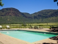 Hanglip Mountain Lodge Pool