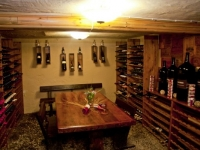 Hanglip Mountain Lodge Wine Cellar