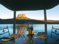 Kingfisher Lodge Dining