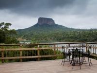 Lakeside Lodge Deck