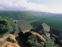 Ravineside Lodge Aerial View
