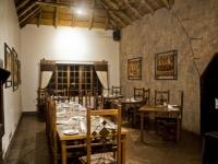 Ravineside Lodge Indoor Dining