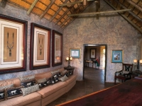 Ravineside Lodge Reception