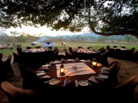 Entabeni Fig Trees Dining Venue
