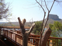 Entabeni Kingfisher Lodge Setting