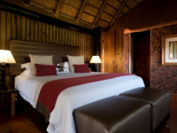 Entabeni Ravineside Lodge Bedroom