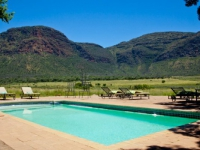 Entabeni Hanglip Mountain Lodge Pool