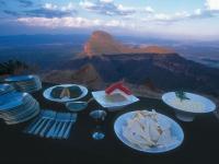 Entabeni Mountaintop Dining