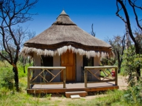 Entabeni Wildside Tented Camp Exterior