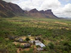 Entabeni Wildlife Safari Camp Aerial View