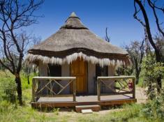Entabeni Wildside Tented Camp Accommodation Exterior