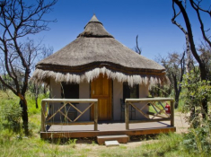Entabeni Wildside Tented Camp Accommodation Exterior