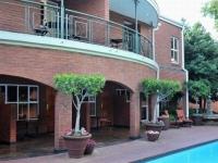 Falstaff Hotel Pool Area