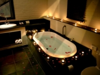 Fordoun Luxury Suite Bath