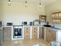 Fordoun Self-Catering Unit Kitchen