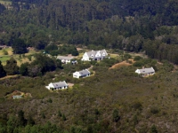 Fynbos Ridge Aerial View