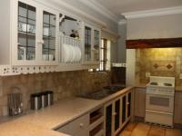 Fynbos Ridge Cottage Kitchen