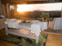 Gondwana Spa treatment room